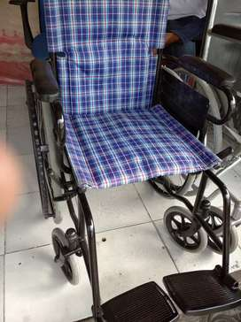 kursi roda bekas siap pakai 750 rb