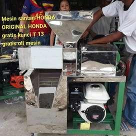 Mesin Peras Santan Merk Honda Suara Adem Tidak Brisik