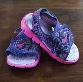 Imported Nike Floaters for Toddlers