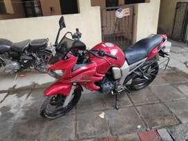 Yamaha fazer- top condition less driven for sale - no bargaining plz