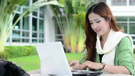 Personal assistant only for girl