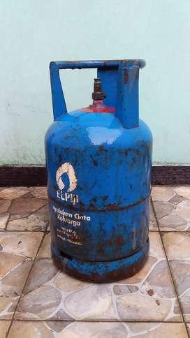 Gas LPG 12kg Kosongan 1 unit