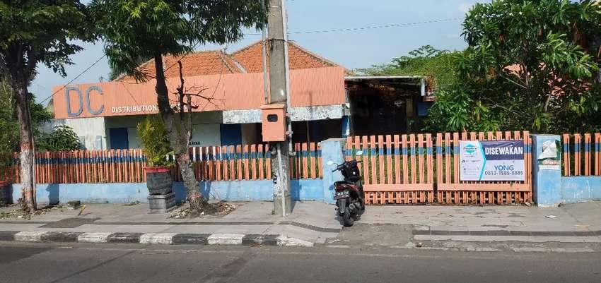 Disewakan Bangunan Komersil sangat strategis Kota Mojokerto