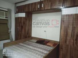 Sector 22: For Girls Only | Fully Furnished One Bedroom in A 2BHK.