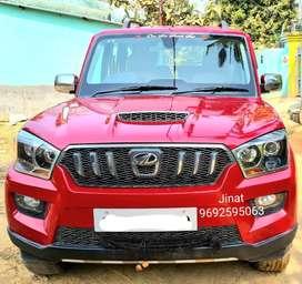 Mahindra Scorpio 1.99 S10, 2016, Diesel