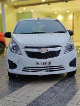 Chevrolet Beat LS Petrol, 2014, Petrol