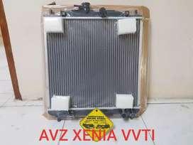 Radiator Assy Toyota Daihatsu Avanza Xenia VVTI 1300cc Original