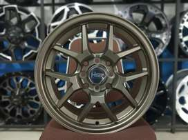 Velg Mobil Ring 15 H8(100/114, 3) Utk Mirage, March, City, Swift