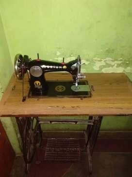 Sewing machine ortem