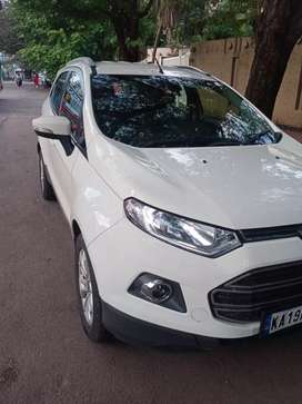 Ford Ecosport 2018 Diesel Well Maintained