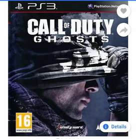 Call of Duty: Ghosts ( PS3 )