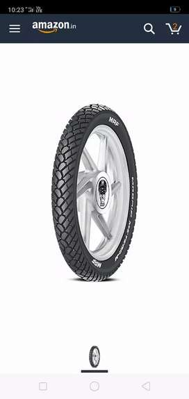 MRF tyres -all type