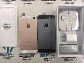 Brand new iPhone SE 64GB with warranty