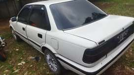 Toyota twincam putih