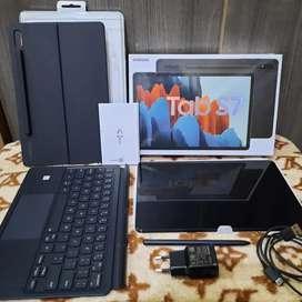 Samsung Tab S7 + Keyboard