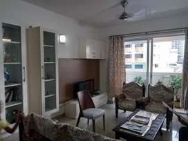 3 bedroom fully furnished flat at Edappally.