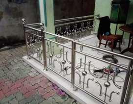 Ahli pasang pagar stainless steel berkualitas dan berbagai tipe