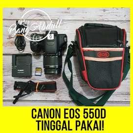 Canon 550D istimewa