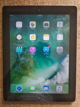 Apple iPad 4 Mint condition scratchless