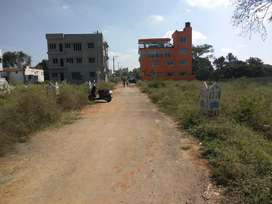 Dc Converted sites for available in Ms palya near sambarama college