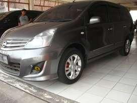 Nissan Grand Livina Xv At Th 2013 DP Ringan