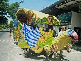 READY STOCK odong odong kereta kencana HARGA DISKOn mini coaster NP
