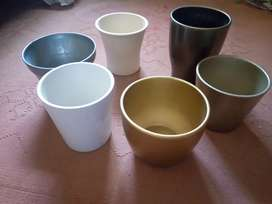 Pots for plant and decoration