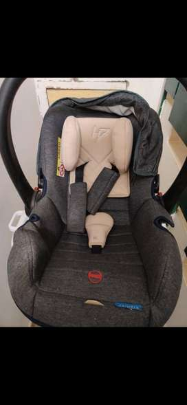 Junior car seat and quinney stroller