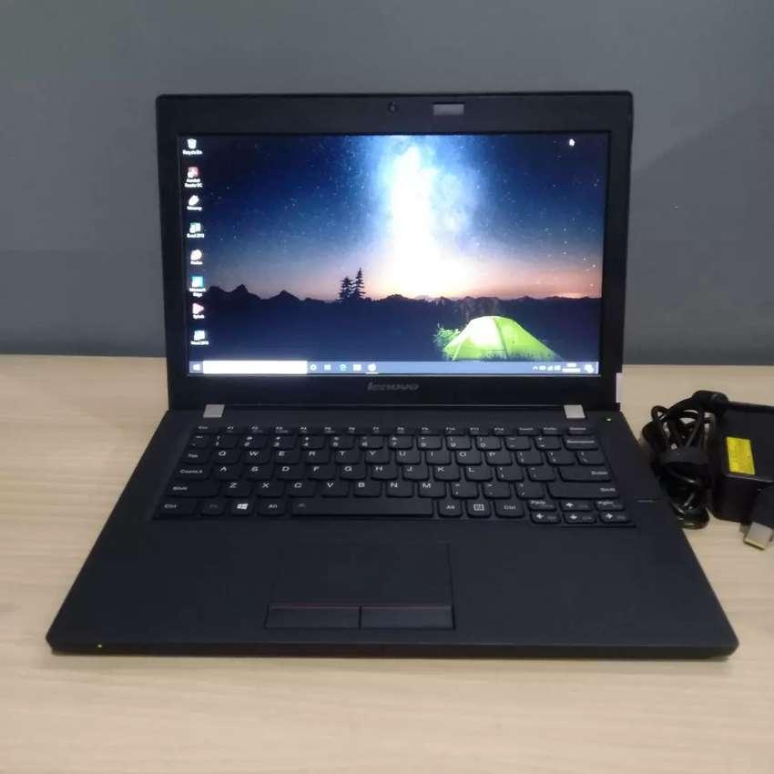 Laptop Lenovo K20 core i3 broadwell Bergaransi 0