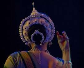 Odissi dance teacher