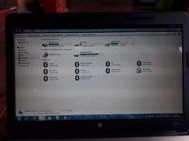 Laptop Hp 431 core i3 Radeon normal 100%