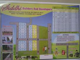 Non agricultural town planning sanction with development