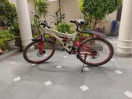 21 gear - hi speed bicycle