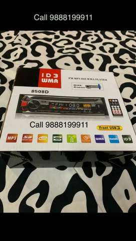 Car stereo audio new condition