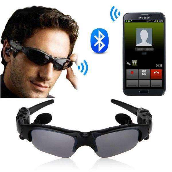 Bluetooth UV Sunglasses Glasses Headphone Wireless Stereo Music Headse
