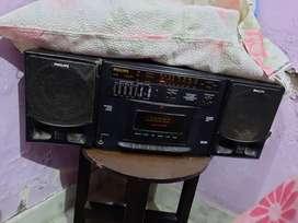 Fm radio philips