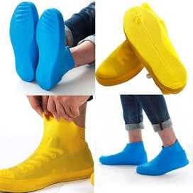 Cover Shoes Jas Pelapis Sepatu Karet Anti Air Hujan Waterproof