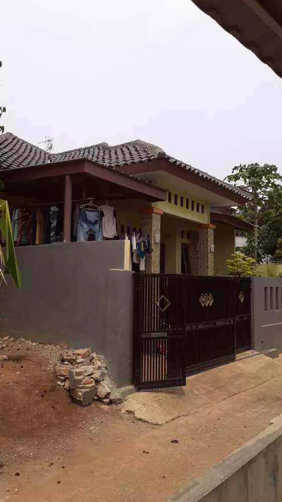 rumah kampung mewah harga murah di kelurahan mustikasari