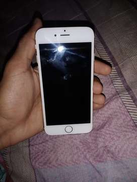 iphone 6. 16gb with 10/9 condition