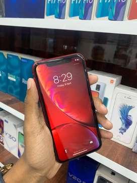 SKY MOBILES IPHONE XR 64GB PRODUCT RED BACK DOOR CRACK