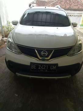Jual Mobil Nissan Grand Livina X-Gear
