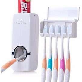 Dispenser Odol Bonus Tempat Sikat Gigi Berkualitas, MURAH dan praktis