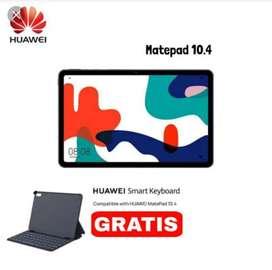 Huawei Matepad 10.4 Bundling Keyboard [Ram 4/64GB]