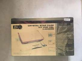 ^ crystal case nds L - casing nds lite