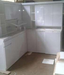 Jual kitchen set dll harga terjangkau
