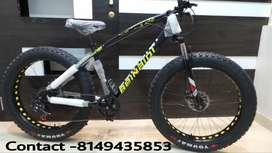 Fat Bike Fat Tyre Cycle Fatboy