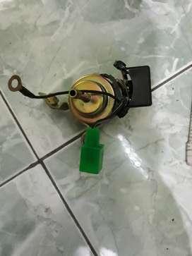 Pompa bensin mobil
