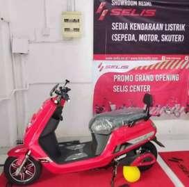 Selis motor listrik dan sepeda listrik