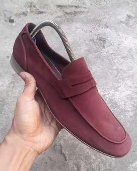 Bally kobra Leather suede Size 41