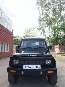 Maruti Suzuki Gypsy King HT BS-IV, 2010, Petrol